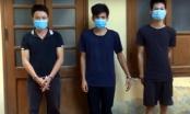 """Bắc Ninh: Bắt """"ổ nhóm"""" nghiện ma tuý chuyên đi trộm cắp xe máy"""