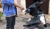 Tạm giữ đối tượng lừa xe máy của bạn làm cùng Công ty ở Bắc Giang