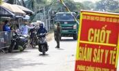 Hà Nội: Bắt giữ người đàn ông say rượu cầm kiếm đuổi đánh cán bộ chốt kiểm dịch Covid-19