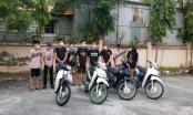 Xử phạt nhóm thanh niên choai lạng lách, đánh võng tại Bắc Từ Liêm