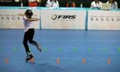 Thán phục bé gái 12 tuổi giành quán quân Giải patin nghệ thuật Thế Giới