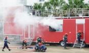 Công an TP HCM tiếp nhận gói trang thiết bị PCCC và cứu nạn cứu hộ trị giá 22,1 tỷ đồng từ tập đoàn Hưng Thịnh