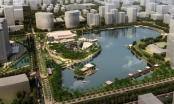 Dự án Công viên hồ điều hòa Nhân Chính khởi công sau ngủ đông