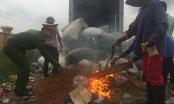 Bắc Giang: Tiêu hủy 700 kg phụ gia thực phẩm nhập lậu