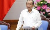 Phó Thủ tướng Trương Hòa Bình dự lễ kỷ niệm 60 năm ngày thành lập lực lượng Quản lý thị trường