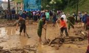 Yên Bái: Ít nhất 4 người bị lũ ống cuốn trôi ở Mù Cang Chải