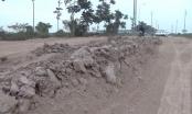 Bắc Giang: Hư hỏng trên đường gom Quốc lộ 1A, đến bao giờ nhà đầu tư mới khắc phục?
