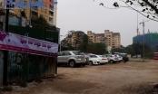 Bãi xe 17 Ngọc Khánh không phép: Chủ bãi xe nhờn luật