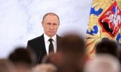 Có gì đặc biệt trong thông điệp liên bang của Tổng thống Putin?