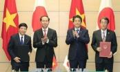 Việt Nam - Nhật Bản thống nhất tăng cường hợp tác nhiều lĩnh vực