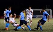 Đội tuyển U21 Việt Nam đánh mất chiến thắng ở phút bù giờ