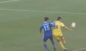 Quảng Nam lên ngôi Siêu cúp 2017 nhờ sai lầm của cầu thủ U23 Việt Nam