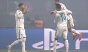 Ronaldo lập công, Real tiến thẳng vào tứ kết Champions League