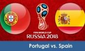 """Bồ Đào Nha vs Tây Ban Nha: """"Chung kết"""" sớm bảng B"""