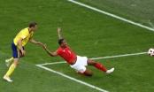 Thụy Điển 1-0 Thụy Sĩ: Nỗ lực được đền đáp