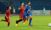 ASiAD 2018: 0 điểm đội tuyển bóng đá nữ Thái Lan vẫn vào tứ kết