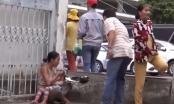 TP HCM: Dùng trẻ em để lợi dụng xin tiền trước cổng Bệnh viện