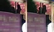 Lại xuất hiện hình ảnh đôi trai gái mây mưa trong quán trà sữa ở Hà Nội