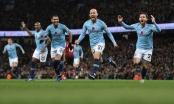 Video trận đấu Man City 3-1 Man Utd: Đẳng cấp vượt trội