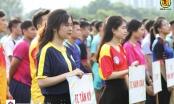 Giải bóng đá Hạng nhất Nghệ league 2019 - Tranh Cup Đại học Đông Đô: Sôi động ngày khai mạc
