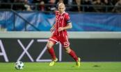 Arjen Robben chính thức treo giày sau 19 năm chơi bóng