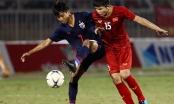 Chia điểm đáng tiếc trước U18 Thái Lan, U18 Việt Nam rơi vào thế khó