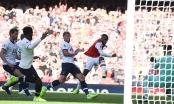 Arsenal 2-2 Tottenham: Kịch tính màn rượt đuổi tỷ số