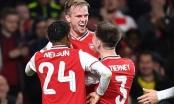 League Cup: Pháo thủ ra sức bắn phá