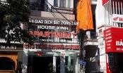 Hà Nội: Bà hỏa bất ngờ ghé thăm một chung cư mini trên đường Trung Kính
