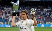 Vượt mặt nhiều ngôi sao, Modric nhận giải thưởng Bàn chân Vàng