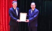Ông Lê Anh Xuân giữ chức vụ Bí thư Thành ủy TP Thanh Hóa nhiệm kỳ 2015-2020