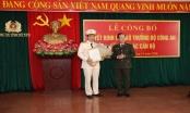 Thượng tá Nguyễn Thanh Hà được bổ nhiệm giữ chức vụ Phó Giám đốc Công an tỉnh Hà Nam