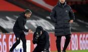 [Clip]: Giành trọn 3 điểm trước Liverpool, HLV Southampton quỳ khóc nức nở
