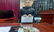 Thanh Hoá: Bắt đối tượng tàng trữ ma túy và vũ khí quân dụng