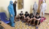 Thái Nguyên: Phát hiện 4 người Trung Quốc nhập cảnh trái phép