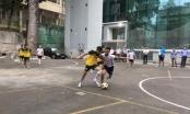 Bán kết 2, Giải bóng đá Bộ Tư pháp lần 3: Đương kim vô địch tiếp tục vào chung kết