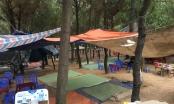 Bắc Ninh: Nhếch nhác hàng quán, rác thải, bói toán đường lên núi chùa Phật Tích