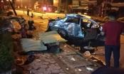 Clip vụ tai nạn kinh hoàng khiến 3 người tử vong tại chỗ