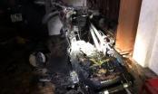 Giải cứu kịp thời 4 người mắc kẹt trong ngôi nhà bốc cháy