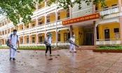 Nghệ An: Học sinh toàn thị xã Hoàng Mai nghỉ học, xác đinh 72 F1 sau một ca dương tính với SARS-CoV-2