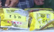 Video trinh sát nổ súng, khống chế đối tượng buôn ma túy như phim hành động