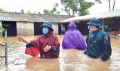 Một người mất tích, gần 700 nhà dân bị ngập trong mưa lũ ở Nghệ An