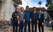 Cuộc hội ngộ bất ngờ và hạnh phúc giữa hai người tù oan Hàn Đức Long và Nguyễn Thanh Chấn