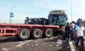 Ủy ban ATGT Quốc gia chỉ đạo xử lý vụ tai nạn liên hoàn trên cao tốc Long Thành