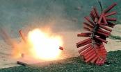 Khởi tố 2 đối tượng đốt pháo trái phép dịp Tết Đinh Dậu