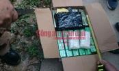 Thái Nguyên: Phá vụ án giấu 10 bánh heroin trong thùng sữa