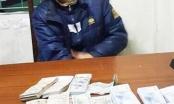 Nghệ An: Bắt kẻ ôm súng AK lộ diện tên trộm hóa trang thành bị thương trộm bọc tiền 6 tỷ