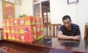 Lạng Sơn: Bắt giữ 54 hộp pháo nổ trái phép
