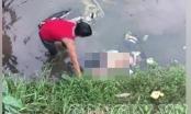 Hưng Yên: Thi thể 2 thanh niên dưới mương