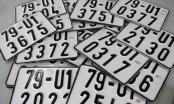 Đề nghị xem lại quy trình cấp biển số xe